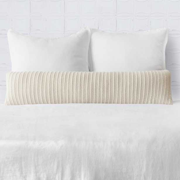 La Duna Lumbar Pillow By The Citizenry - The Citizenry