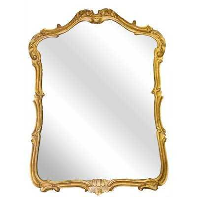 Hobdy Accent Mirror - Wayfair