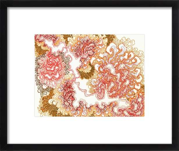 Rythmic Succession 11 by Brooke Mullins Doherty for Artfully Walls - Artfully Walls