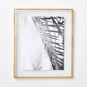 """Terrace Floating Frame, 11""""x13"""" - West Elm"""