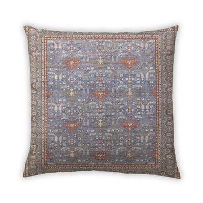 Noelani Mid-Century Urban Outdoor Square Pillow Cover & Insert - Wayfair