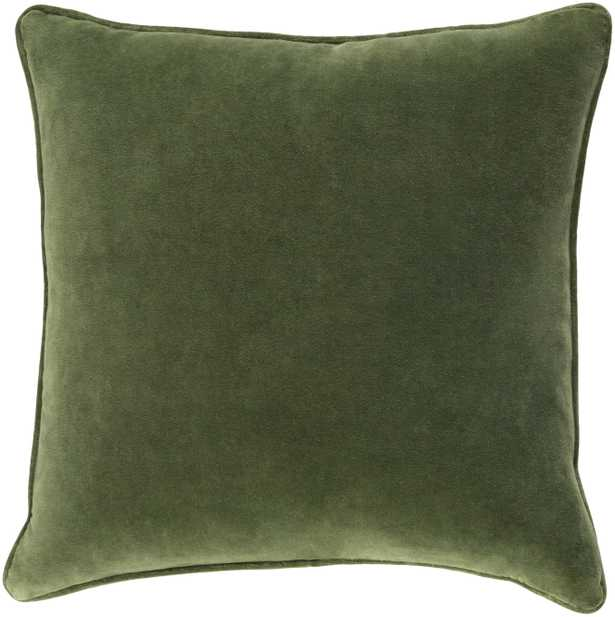 """Safflower 18"""" with Poly Insert - Neva Home"""