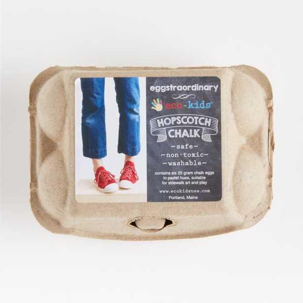 Eco-Kids Hopscotch Chalk - Crate and Barrel