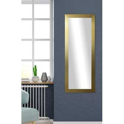 Carbone Modern and Contemporary Full Length Mirror - Wayfair