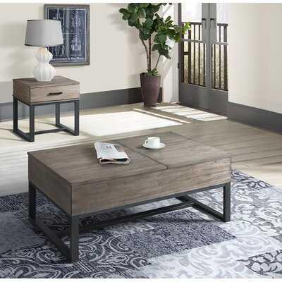 Lift 2 Piece Coffee Table Set - Wayfair