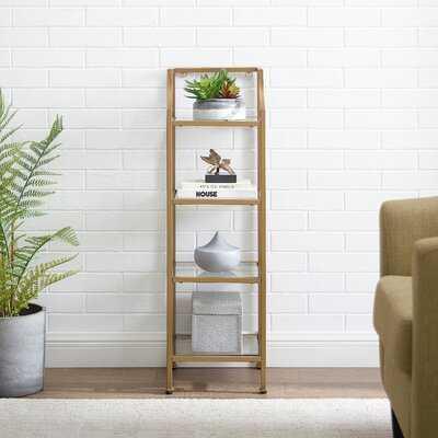 Hartwick Etagere Bookcase - Wayfair