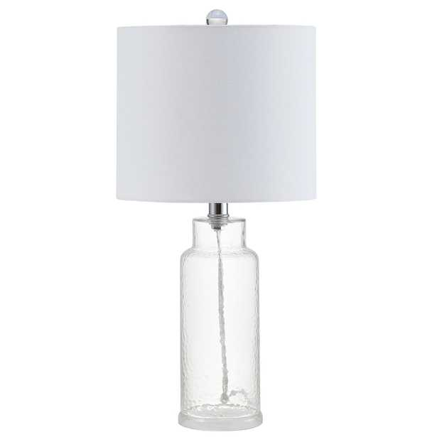 Carmona Table Lamp, Clear - Arlo Home