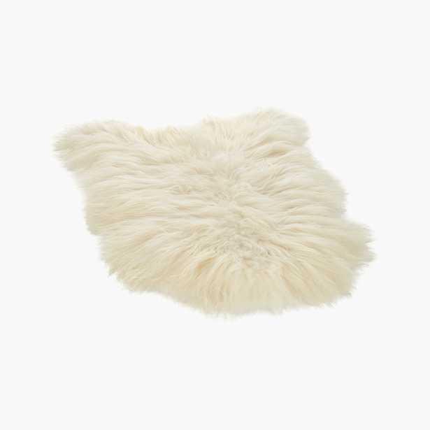 Icelandic Sheepskin Throw - CB2