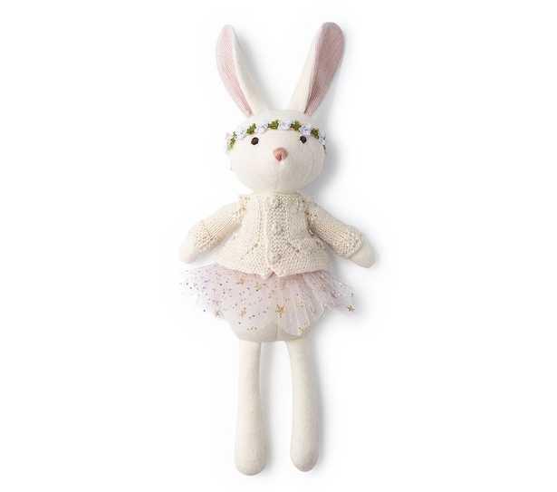 Hazel Village Doll, Penelope Rabbit in Tutu - Pottery Barn Kids