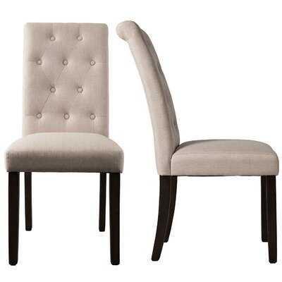 Klar Upholstered Dining Chair - Wayfair