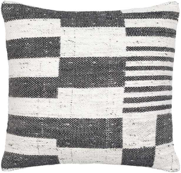 "Strander Pillow, 22"" x 22"" - Cove Goods"
