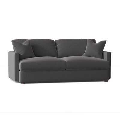 "Madison 84"" Recessed Arm Sofa - Birch Lane"