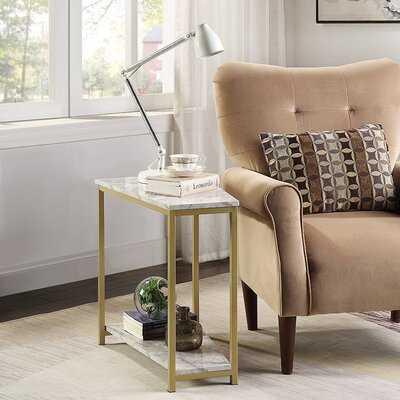 Ariandne End Table with Storage - Wayfair