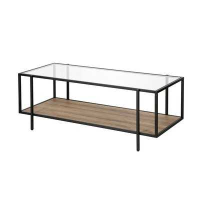 Cardin Coffee Table with Storage - Wayfair