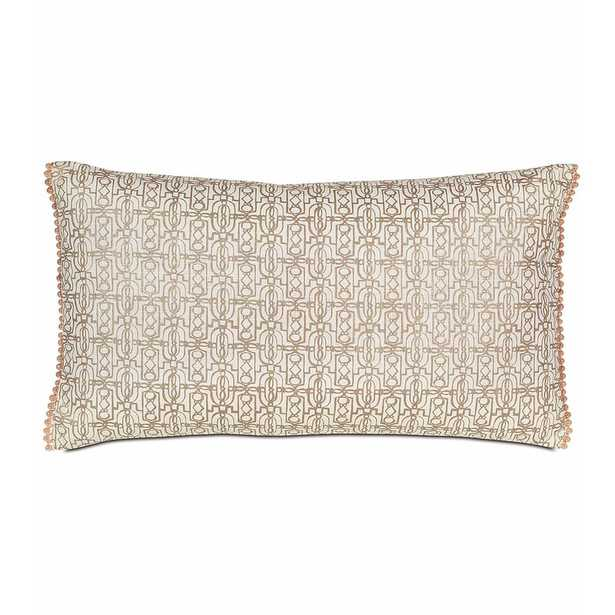 Eastern Accents Halo Cordova Cotton Lumbar Pillow - Perigold