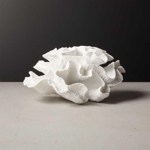 Faux White Coral Object - CB2