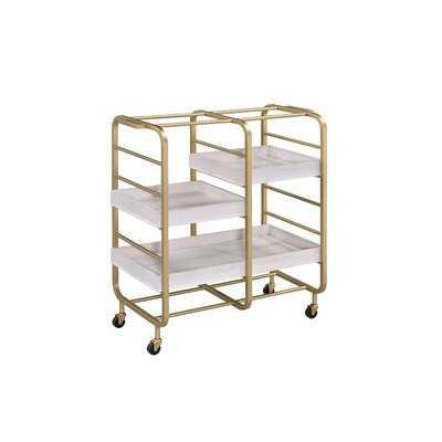 Spadaro Bar Cart - AllModern
