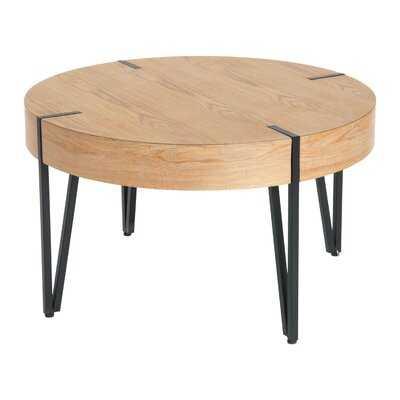"Bourn Coffee Table 31""D - Wayfair"