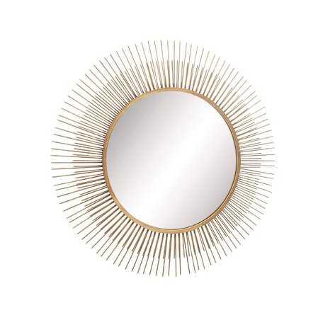 Cicely Modern & Contemporary Wall Mirror - Wayfair