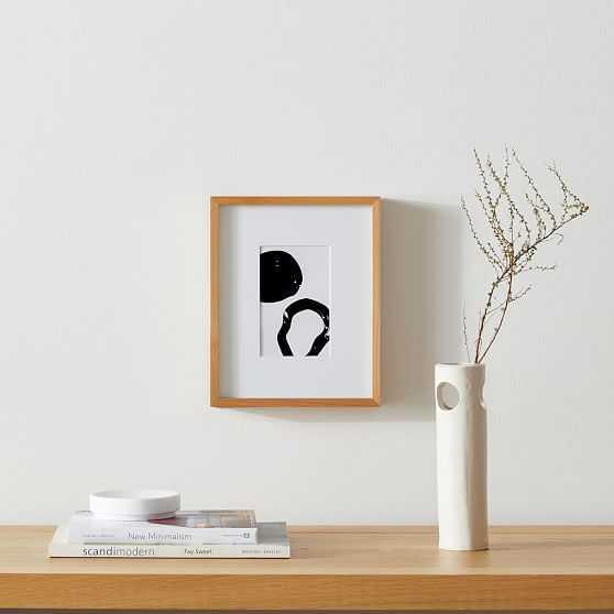 Wood Gallery Frames Wheat 8X10 - West Elm