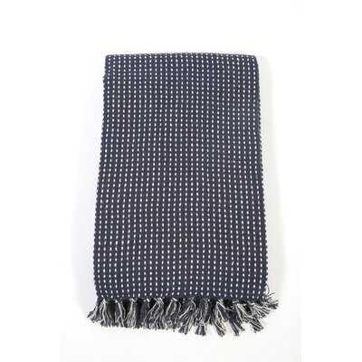 Jasper Cotton Blanket - Birch Lane