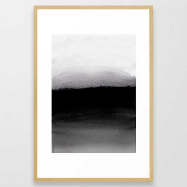 Rg99 Framed Art Print by Georgiana Paraschiv - Conservation Natural - LARGE (Gallery)-26x38 - Society6