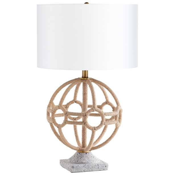 Basilica Table Lamp - Onyx Rowe