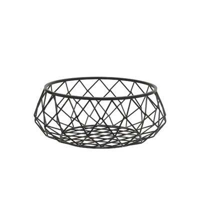 Catalyst Centerpiece Basket-Black - Wayfair