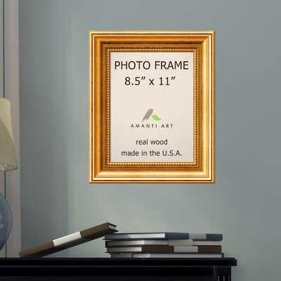 Hendry Gold Picture Frame - Birch Lane