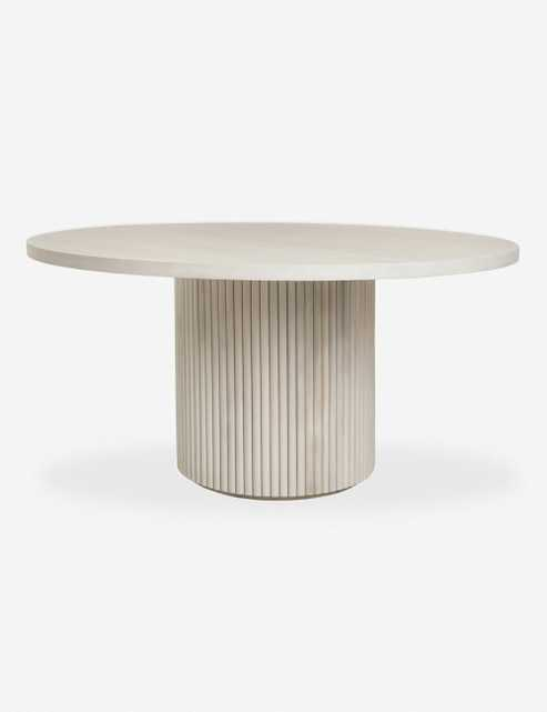 Rutherford Round Dining Table - Lulu and Georgia
