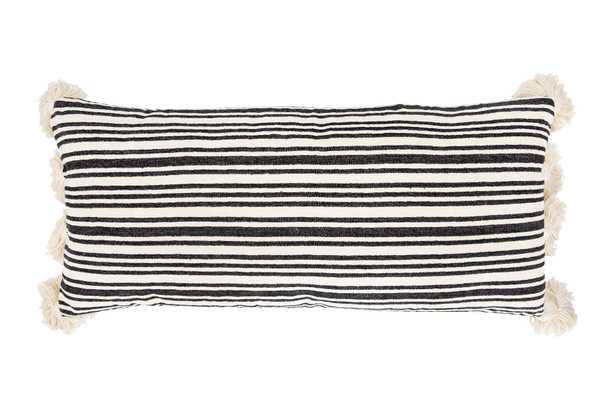 """Kendrick Lumbar Pillow, 16""""x 36"""" - Cove Goods"""