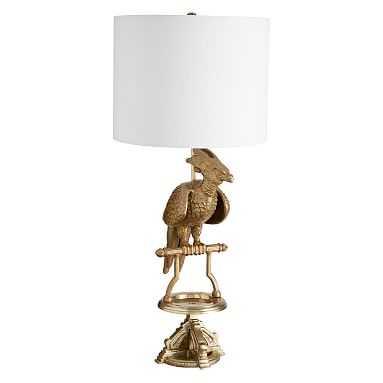 Wizarding World Phoenix Table Lamp - Pottery Barn Teen
