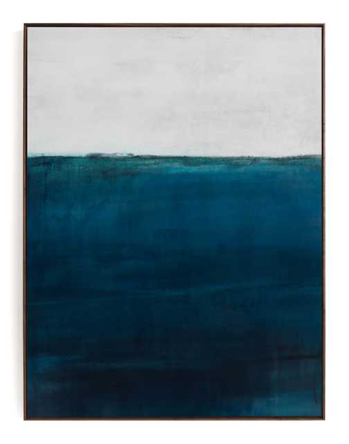 Below The Sea Limited Edition Art Print - Minted