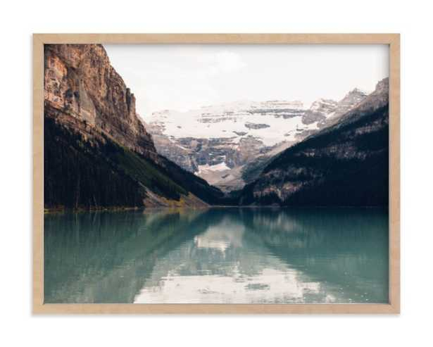 Reflections In The Blue Art Print - Minted