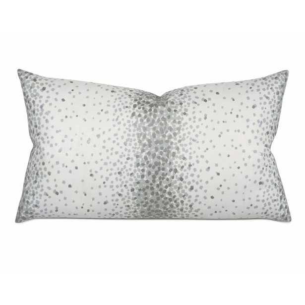 Eastern Accents Rosalynn Metallic Linen Lumbar Pillow - Perigold