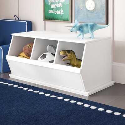 Bridport Go-To Storage Cubby Toy Organizer - Wayfair