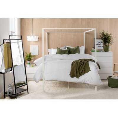 Orpha Canopy Bed - Wayfair