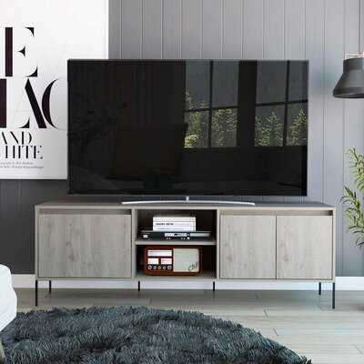 """DuIca TV Stand for TVs up to 70"""" - Wayfair"""