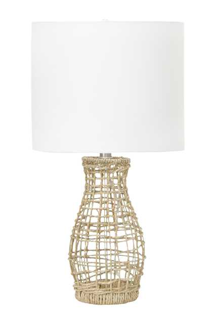 Rattan Table Lamp - Nomad Home