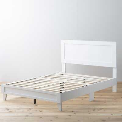 Snowberry Platform Bed - Wayfair