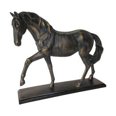 Mui Horse Sculpture - Wayfair