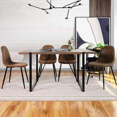Eckard 5 Piece Dining Set - Wayfair