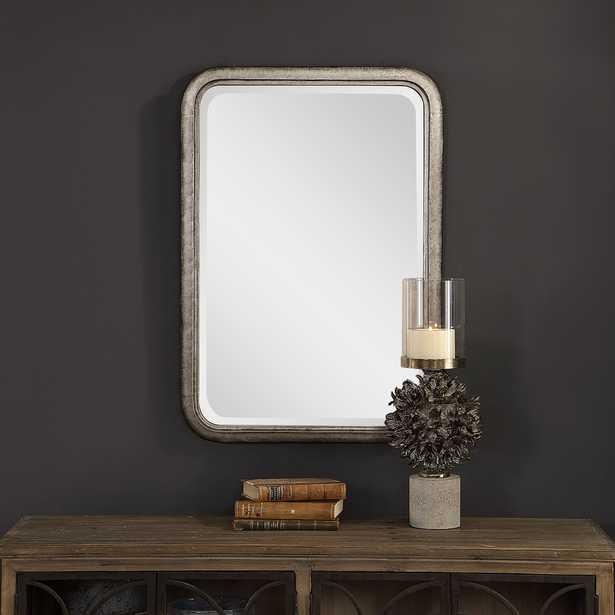 Madox Industrial Mirror - Hudsonhill Foundry