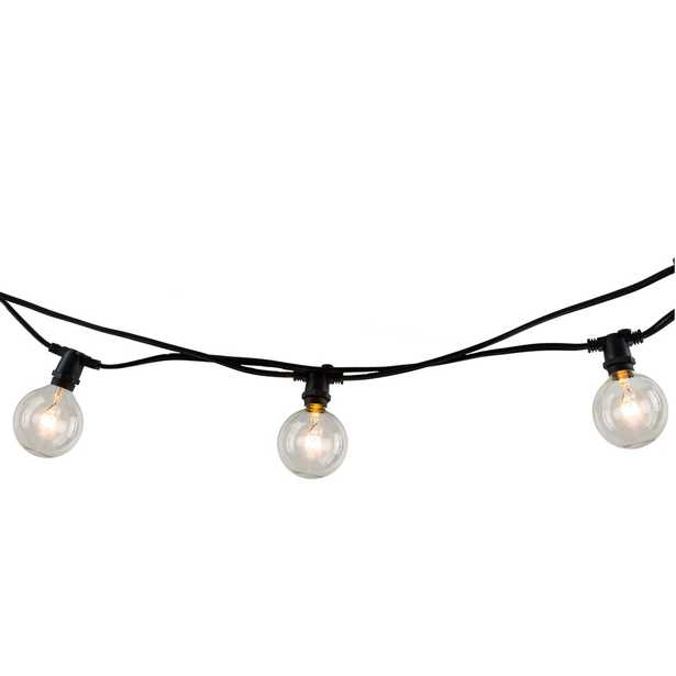 """""""Bulbrite Industries 10-Light 14 ft. Globe String Light"""" - Perigold"""