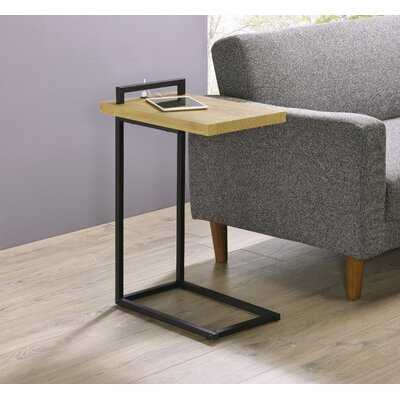 Castanon Accent Table With USB Charging Port - Wayfair