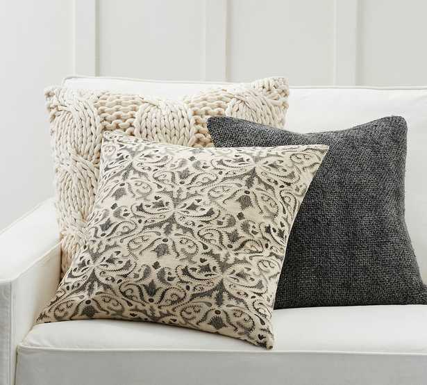 The Go-To Grays Pillow Cover Set - Pottery Barn
