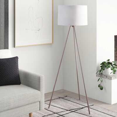 "Johannes 59.5"" Tripod Floor Lamp - AllModern"