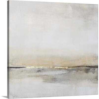 Horizontal Flow I by Tim O'Toole - Painting Print - Wayfair