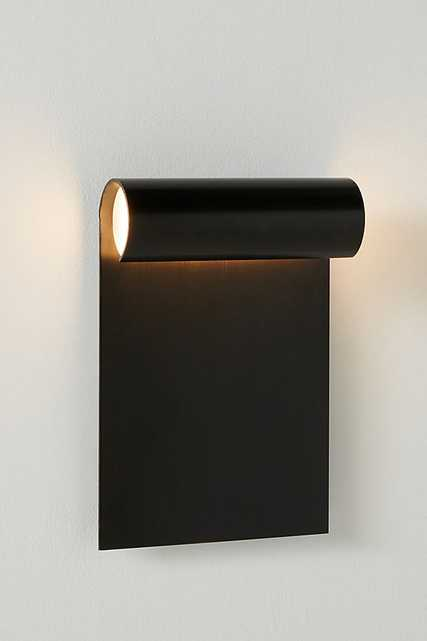 Desi Outdoor Sconce By Anthropologie in Brown - Anthropologie
