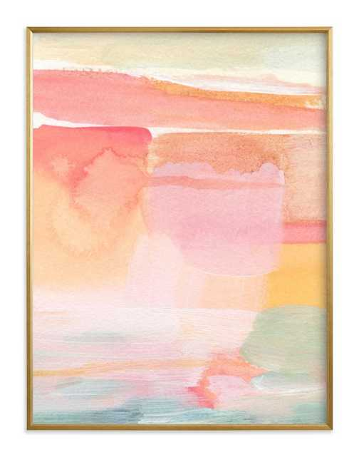 Rising Light Art Print - Minted